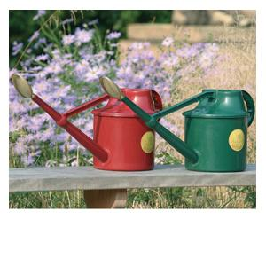 Haws Heavy Duty Plastic Watering Cans