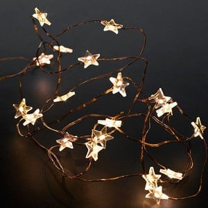 Indoor LED String Lights