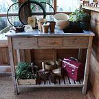 Indoor Potting Bench