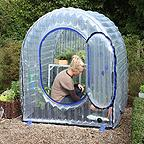 Inflatable Greenhouse