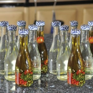 Kilner Round Twist Top Bottle 250ml (12 Pack)