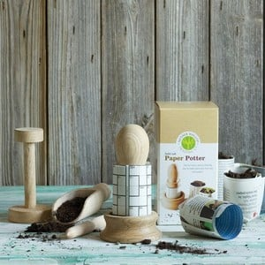 Pat a Pot Gardening Kit