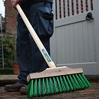 Patio Cleaning Broom