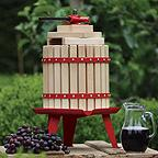 Spindle Grape and Fruit Press 12L