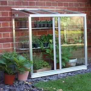 Superior Lean To Mini Greenhouse Harrod Horticultural Uk
