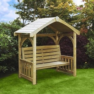 Wooden Appleton Arbour